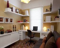 small home office space. How To Decorate A Desk At Home Office Space Ideas Makeover Small