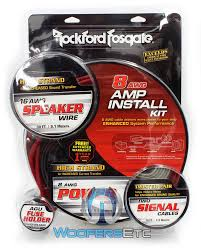 rockford fosgate wiring guide rockford trailer wiring diagram 4 awg amp wiring kit
