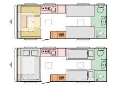 dl layouts 2019 adria adora 612 dl seine 4 berth twin single beds on site