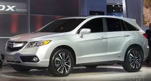 2018 acura rdx redesign. modren rdx 2018 acura rdx side concept images inside redesign