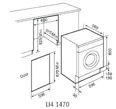 Standard Washer Size Loadtop Co