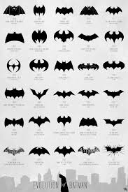 what s your favorite batman symbol batman ic vine
