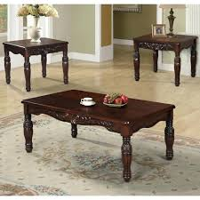 cherry wood coffee table ashley furniture