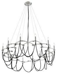 eurofase lighting 22973 triumph 12 light chandelier