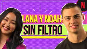 She made her film debut in люди икс: Lana Condor Y Noah Centineo Entrevista Sin Filtro Youtube