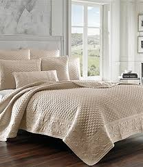 Ivory Quilts & Coverlets | Dillards & J. Queen New York Zilara Embroidered Quilted Satin Coverlet Adamdwight.com