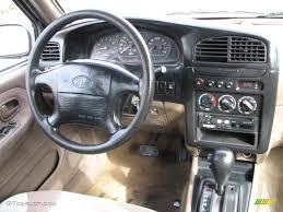 kia sportage 2000 interior. Beautiful Kia 2000 Kia Sportage Interior 129 To E