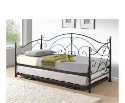 Metal Trundle Bed Black : Making Metal Trundle Bed Cover \u2013 Modern ...