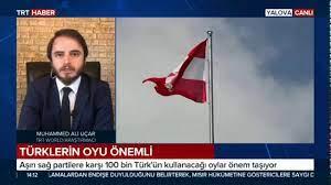 Avusturya Genel Seçimleri - TRT Haber - Muhammed Ali UÇAR - YouTube