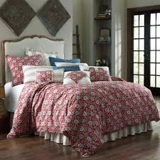 rustic bedding modern