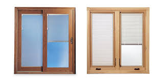 Picture  Classic  SoftLite WindowsVinyl Windows With Blinds Between The Glass