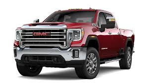 Vehicle Specs 2020 Sierra 2500hd 3500hd Heavy Duty Truck