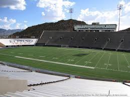 Sun Bowl Stadium View From Sideline 20 Vivid Seats