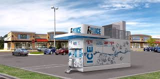 Bag Of Ice Vending Machine Locations Beauteous The Concept Is Simple Ice House America Of South Carolina