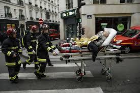 Risultati immagini per immagine dell'esplosione diparigi