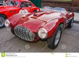 1951 Ferrari 212 Barchetta Editorial Photography - Image: 26636517