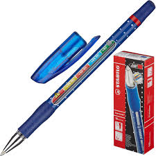 <b>Ручка шариковая STABILO</b> Exam Grade 588/41 синий