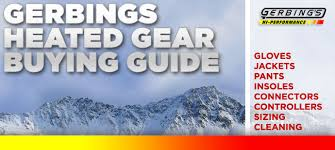 gerbing s heated motorcycle gear guide revzilla gerbing s heated motorcycle gear guide
