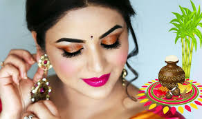 pongal 2018 makeup simple makeup to look gorgeous this pongal
