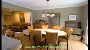 Renovating A Kitchen Split Level Kitchen Remodel Youtube