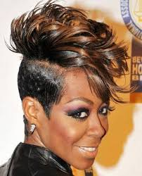 Black Hairstyles Mohawks Curly Mohawk Hairstyles For Black Women
