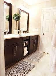 catchy double sink bathroom rugs 25 best ideas about double sink bathroom on double
