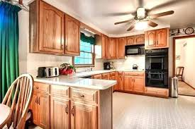 Update Oak Kitchen Cabinets Impressive Decorating Design