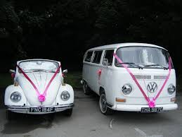Camper Cars Vw Beetle Campervans North East Wedding Car Hire For Durham