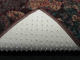 small area rugs with rubber backing