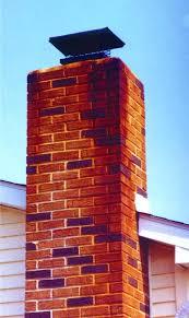 brick and mortar cleaner before chimney repair diy