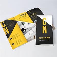 Fold Flyer Tri Fold Brochure Printing Uprinting Com