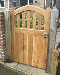 timber garden gate timber garden gate timber garden gate