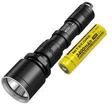 <b>Nitecore</b> - <b>MH25GT Rechargeable</b> Searchlight Military Discount | GovX