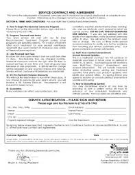 Lawn Care Contract Fill Online Printable Fillable Blank