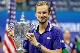 Daniil Medvedev sweeps US Open final for first major title, denies Novak  Djokovic's shot at history - The Boston Globe