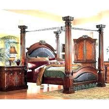 bed frame with posts – likke.info