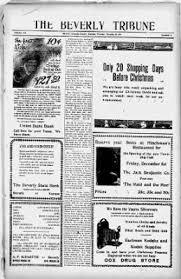 The Beverly Tribune from Beverly, Kansas on November 30, 1916 · 1