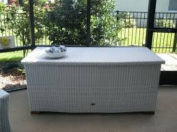 patio cushion storage patio cushion storage luxury white outdoor storage box pertaining to alluring patio chair