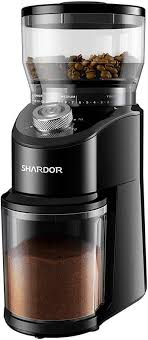 Shardor electric burr coffee grinder is one of the best grinders for a better coffee. Shardor Conical Burr Coffee Grinder On Premise Guarantee Auction Auction Nation