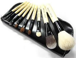bobbi brown brush set. jual bobbi brown brush / kuas set makeup 9 pcs lembut \u0026 halus untuk travelling - twind supplier | tokopedia bobbi brown m