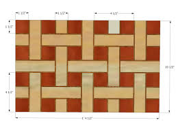 Cutting Board Patterns Enchanting How To Make A Basket Weave Cutting Board