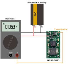 building a simple vibration meter a de accm3d vibration meter diagram