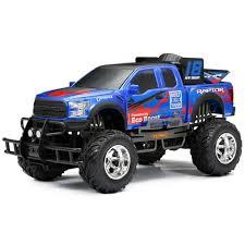 New Bright Radio Control RC FF 6.4 Vehicle Ford Raptor 1:10 Scale ...