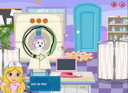 cute pet hospital a free girl game on girlsgogames com