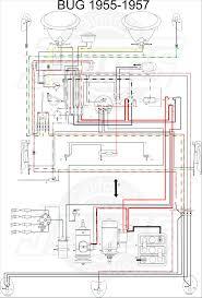 vw dune buggy wiring diagram fantastic wiring diagram Dune Buggy Ignition Switch Wiring vw tech article 1955 57 wiring diagram rh jbugs