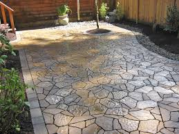 fullsize of cosmopolitan worthy poured concrete patio or pavers on small housedecorating ideas poured concrete patio