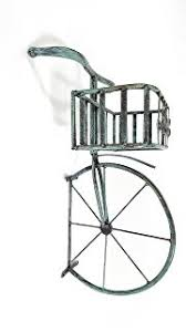 blue bicycle front end basket decor on metal bike with basket wall decor with amazon antique turquoise bicycle metal wall decor with planter