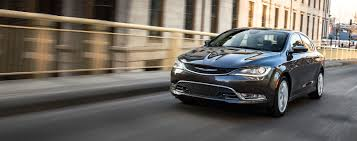 2017 Chrysler 200 is Affordable, Tech Savvy and Safe!
