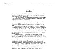 jaws essay university media studies marked by teachers com document image preview