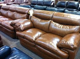 futura leather furniture reviews the dump leather sofas awesome new at the dump tan with a